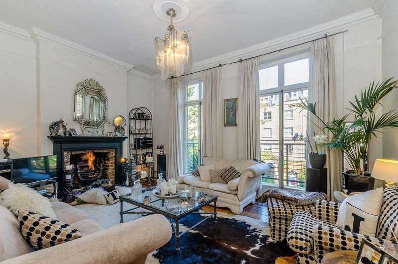 4 Bedrooms Terraced House for sale in Lanhill Road, Maida Vale, W9