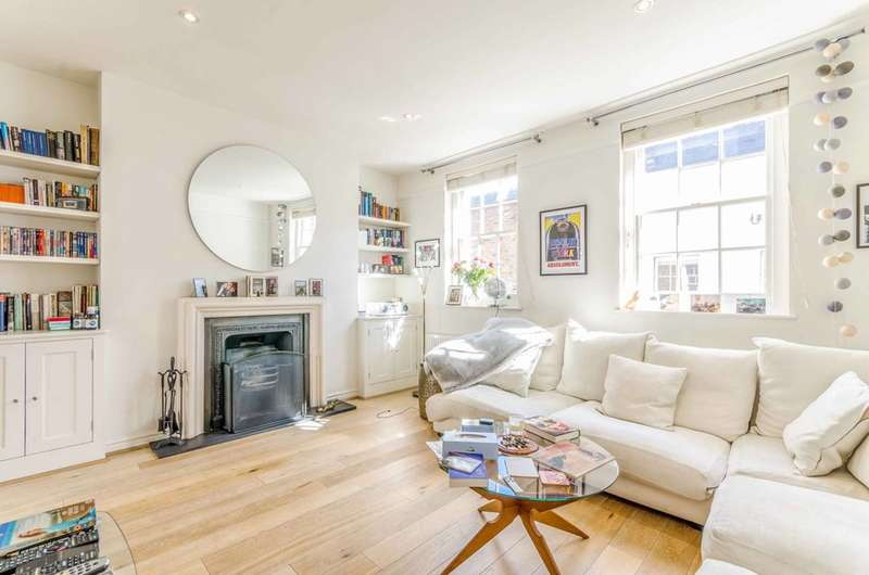 1 Bedroom Flat for sale in Camden Passage, Islington, N1