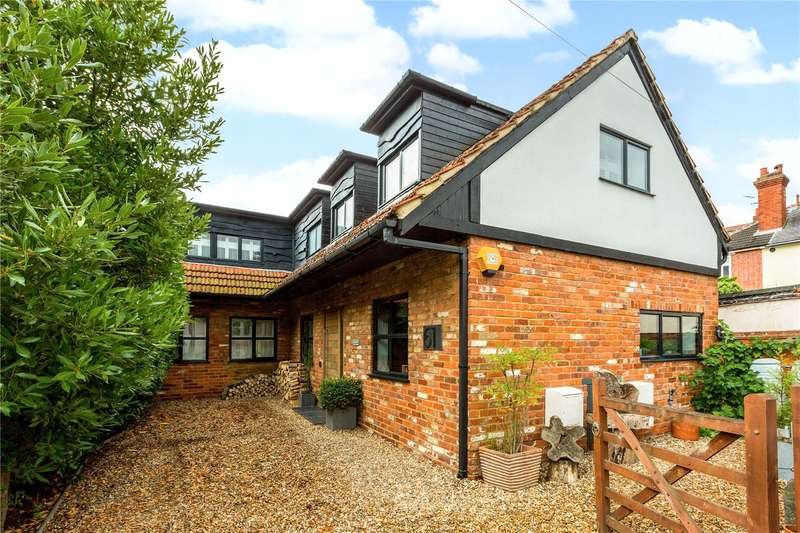 4 Bedrooms House for sale in Penyston Road, Maidenhead, Berkshire, SL6