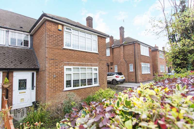 4 Bedrooms Semi Detached House for sale in Briarfield Road, Worsley, Manchester, M28