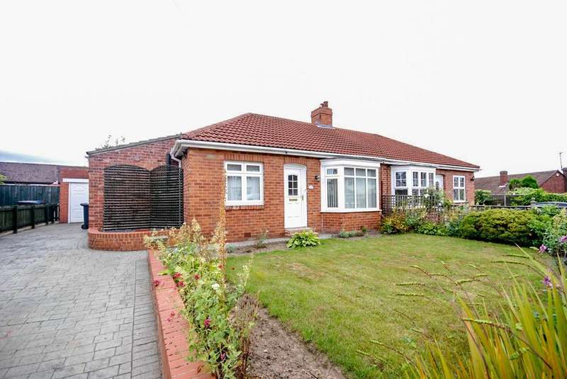 2 Bedrooms Bungalow for sale in Camperdown Avenue, Chester-Le-Street