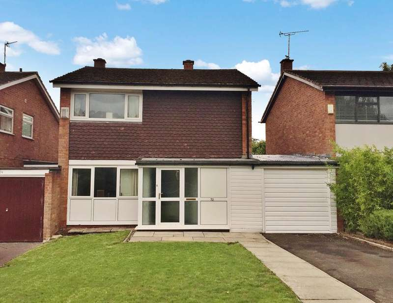 3 Bedrooms Link Detached House for sale in Hallwood Road, Handforth