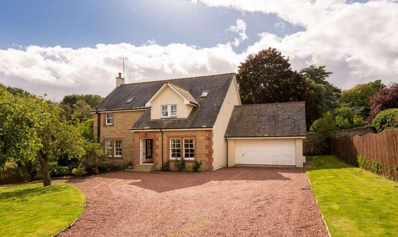 4 Bedrooms Detached House for sale in The Orchard, 3C Station Road, East Linton, EH40 3DP