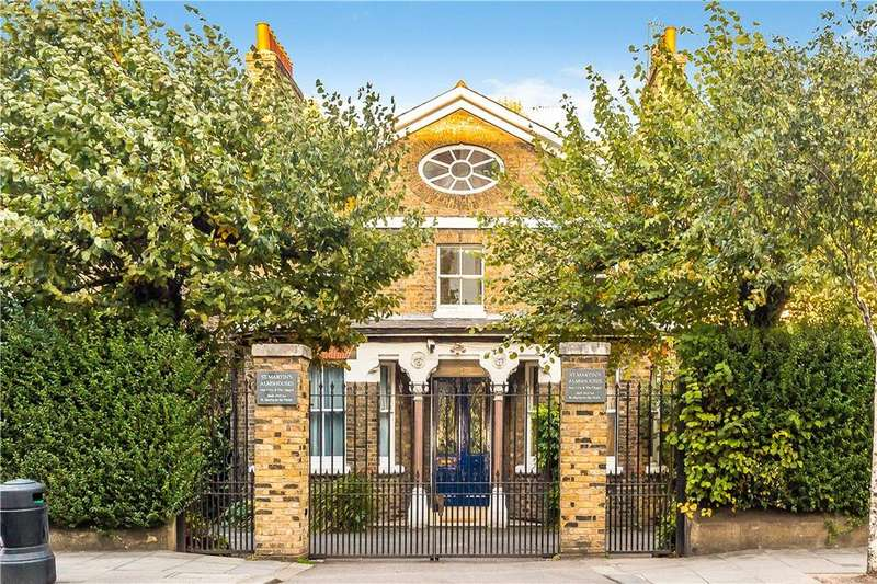 4 Bedrooms Terraced House for sale in St. Martins Almshouses, Bayham Street, London, NW1
