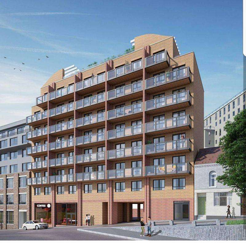 1 Bedroom Flat for sale in Luxury New Build Apartments, Midland Road, Luton