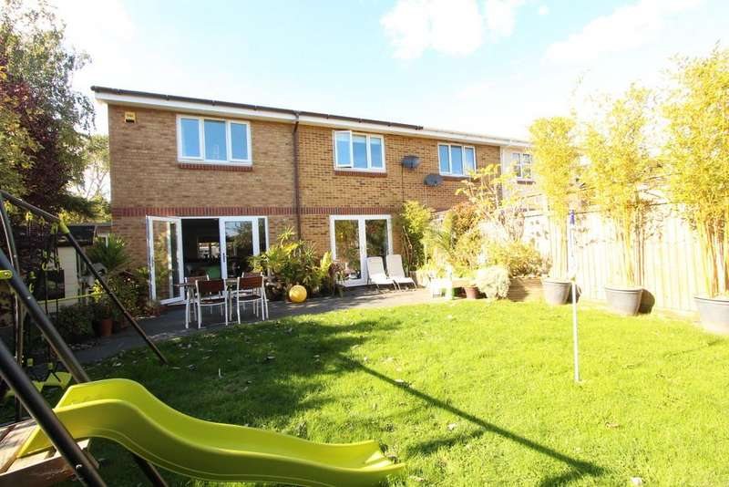 4 Bedrooms Semi Detached House for sale in Extended family home in Yatton