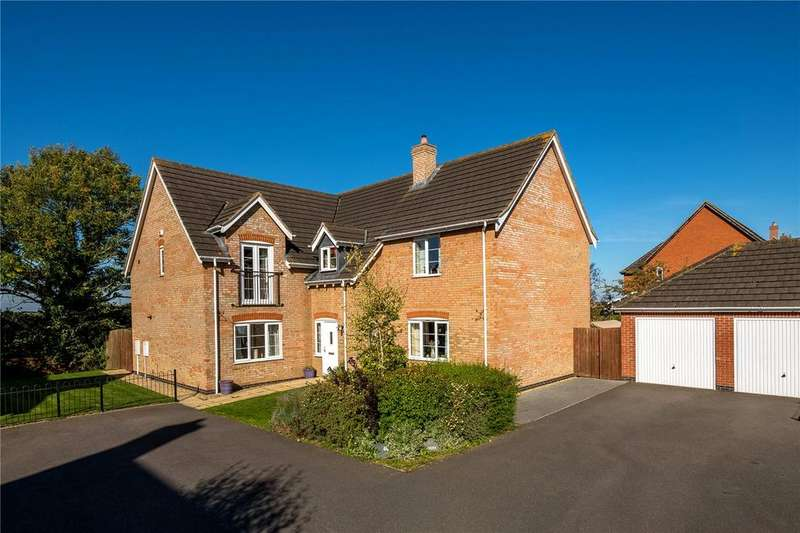 4 Bedrooms Detached House for sale in Oak Way, Heckington, Sleaford, Lincolnshire, NG34
