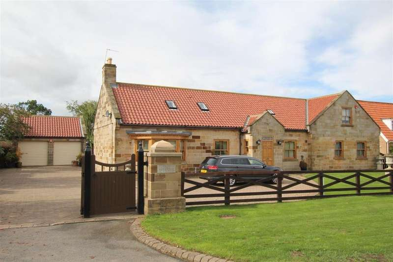 4 Bedrooms Detached House for sale in Great Broughton, Stokesley
