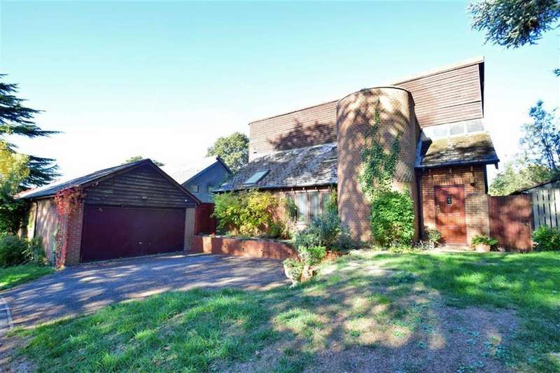 4 Bedrooms Detached House for sale in Wychcotes, Caversham Heights, Reading