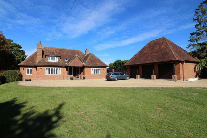4 Bedrooms Detached House for sale in Paice Lane, Medstead, Hampshire