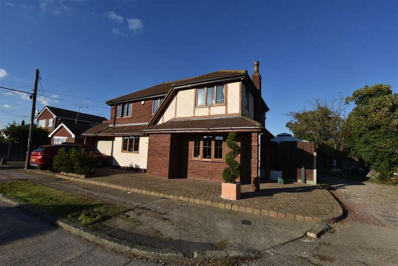 4 Bedrooms House for sale in Thisselt Road, Canvey Island