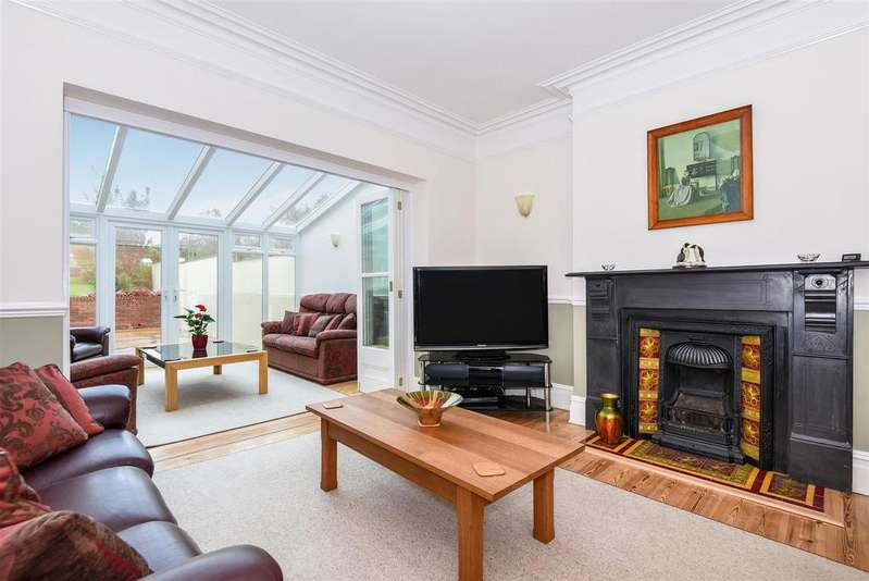 5 Bedrooms Semi Detached House for sale in Period Five Bedroom Residence In Upwey