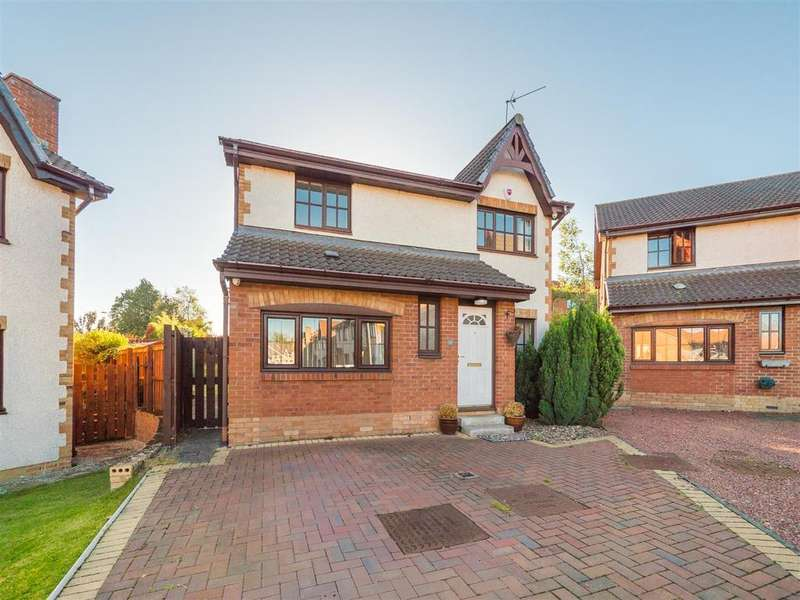 4 Bedrooms Detached House for sale in 13 Guardwell Crescent, Edinburgh, EH17 7JQ