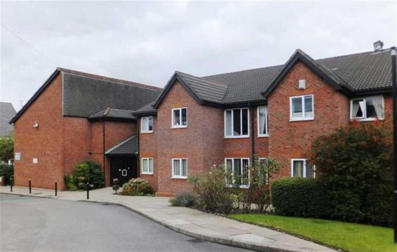 2 Bedrooms Flat for sale in Church Road, Northenden