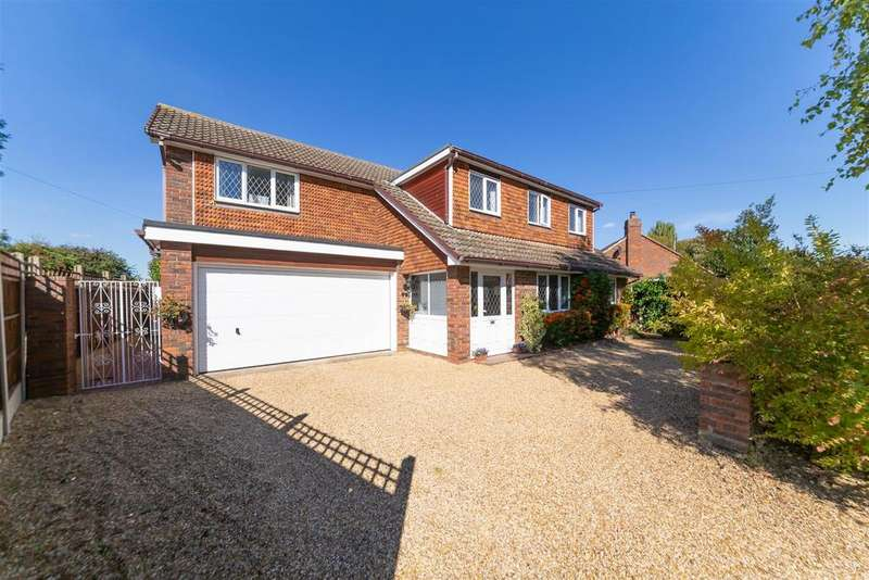 5 Bedrooms Detached House for sale in Arlesey Road, Ickleford, Hitchin