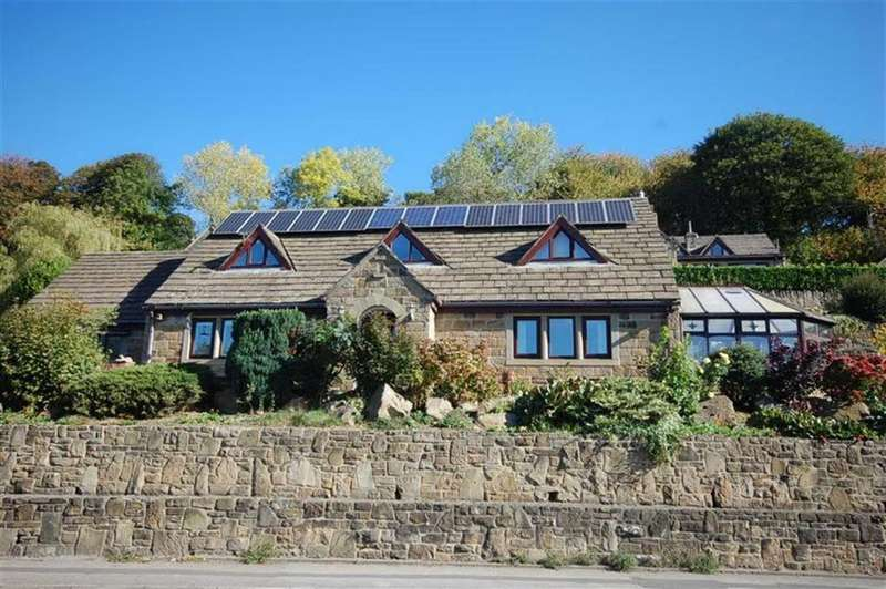 3 Bedrooms Detached House for sale in Quarry Place, Mirfield, West Yorkshire, WF14