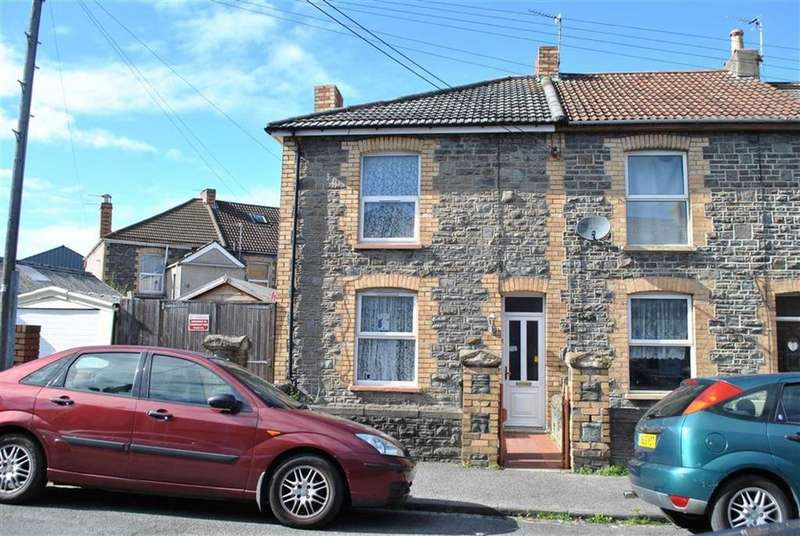 3 Bedrooms End Of Terrace House for sale in Soundwell Road, Kingswood, Bristol