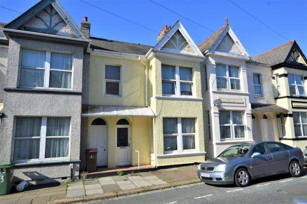 4 Bedrooms Terraced House for sale in Eton Place, Plymouth, Devon
