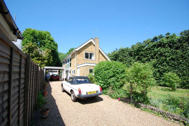 4 Bedrooms Detached House for sale in Church Grove, Wexham, SL3