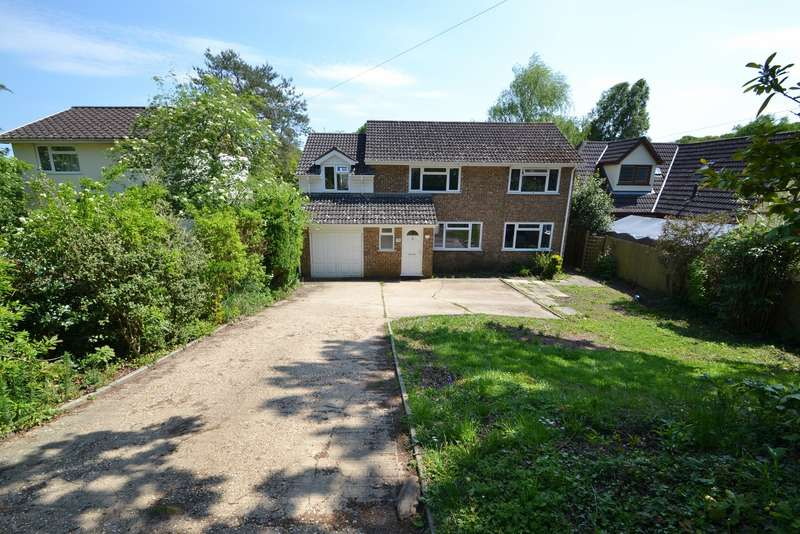 5 Bedrooms Detached House for sale in Colehill