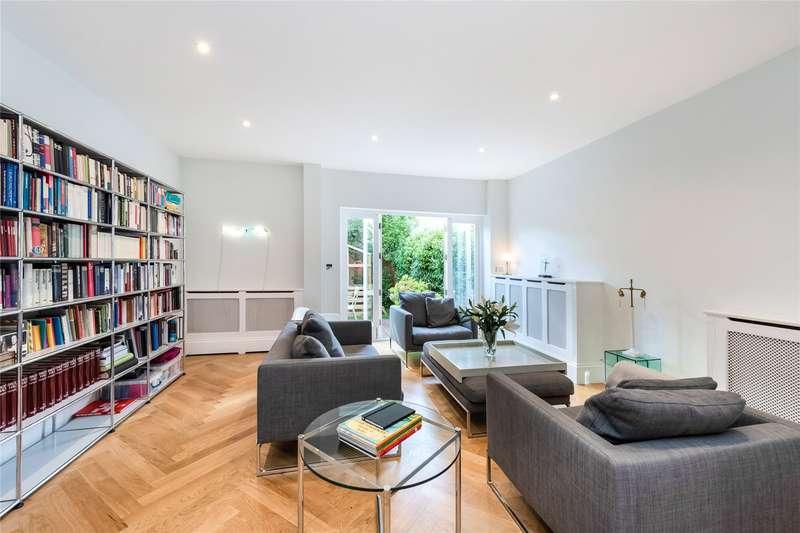 4 Bedrooms Terraced House for sale in Valetta Road, London, W3
