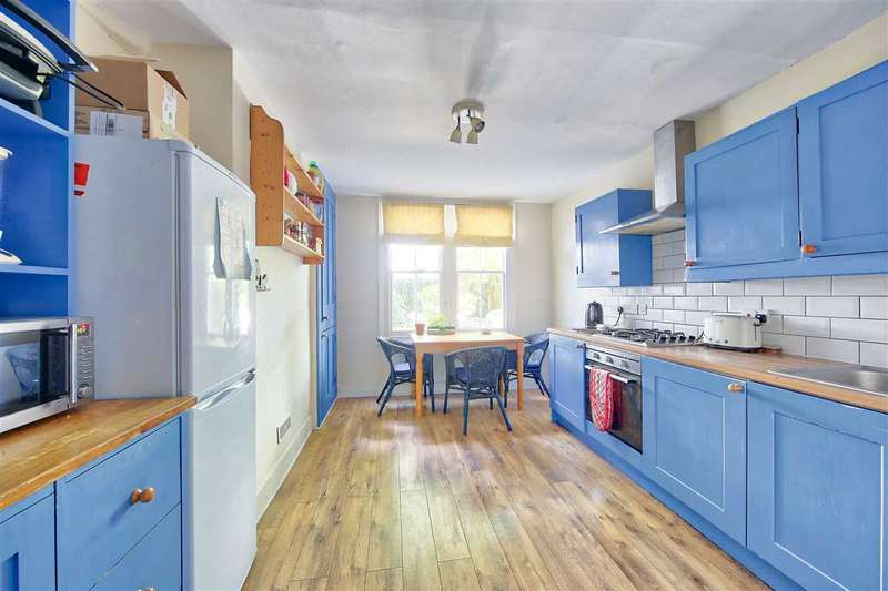 4 Bedrooms Terraced House for sale in Holmewood Gardens, Brixton