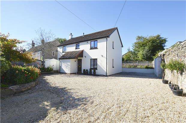 4 Bedrooms Detached House for sale in Main Road, Temple Cloud, BRISTOL, BS39 5DF