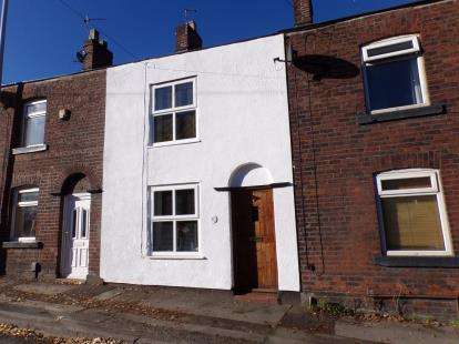 2 Bedrooms Terraced House for sale in Upper Hibbert Lane, Marple, Stockport, Cheshire