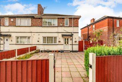 3 Bedrooms Semi Detached House for sale in Whitchurch Road, Withington, Manchester, Greater Manchester