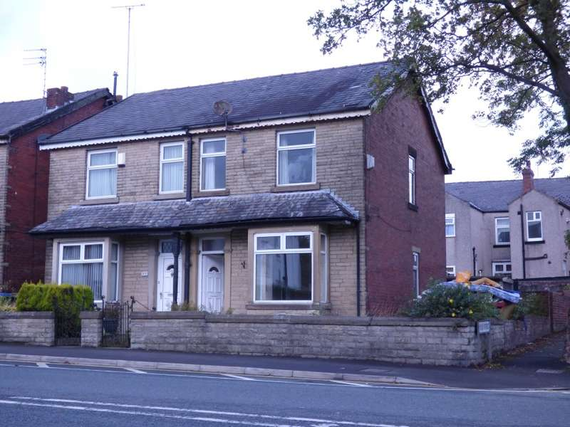 3 Bedrooms Semi Detached House for sale in 310 Edenfield Road, Rochdale, Lancashire