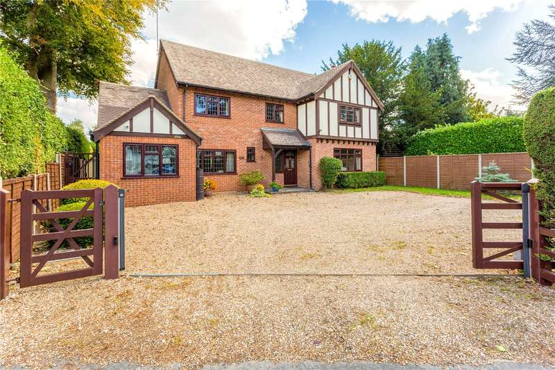 5 Bedrooms Detached House for sale in Courthouse Road, Maidenhead, Berkshire, SL6