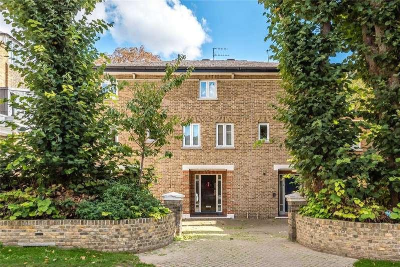 4 Bedrooms Terraced House for sale in Lodge Mews, Aberdeen Park, Highbury, London, N5