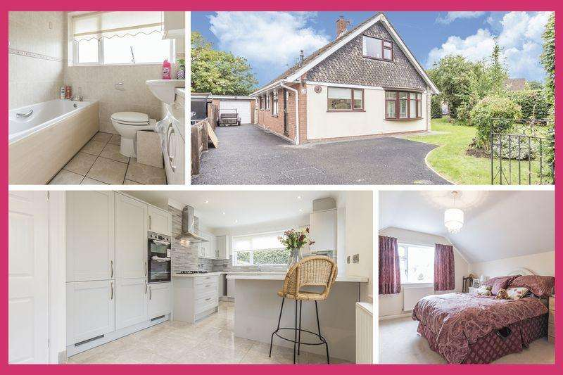 4 Bedrooms Bungalow for sale in Longhouse Barn, Pontypool - REF# 00005006 - View 360 Tour at http://bit.ly/2wI8FON