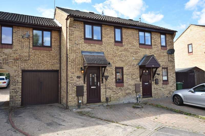 2 Bedrooms Terraced House for sale in BURN MOOR CHASE, BRACKNELL RG12