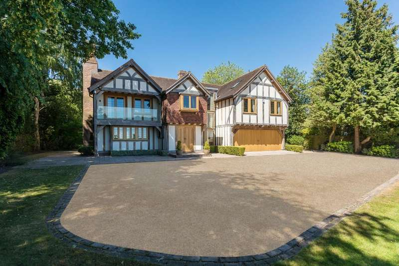 5 Bedrooms Detached House for sale in Mereside Road, Mere, Knutsford