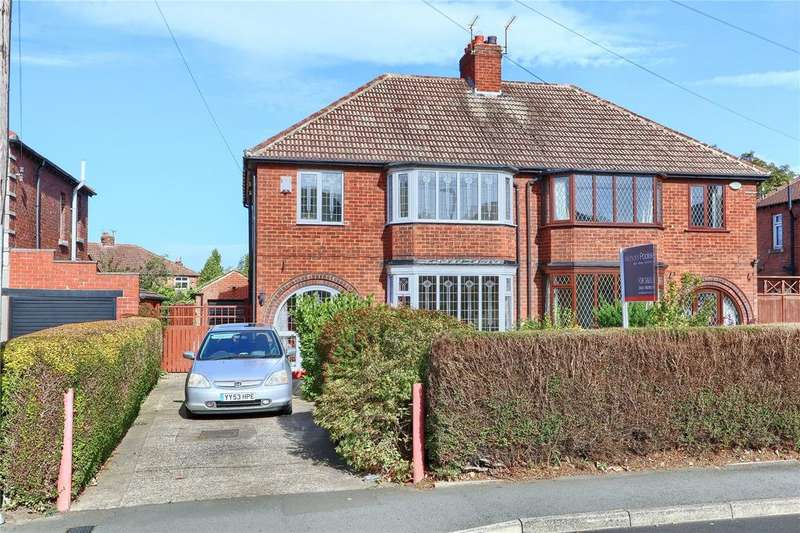 3 Bedrooms Semi Detached House for sale in Gunnergate Lane, Marton