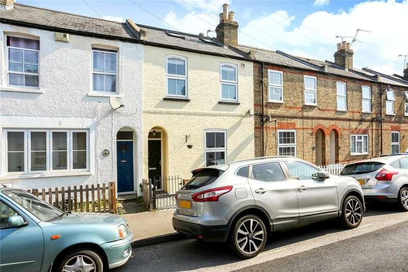 3 Bedrooms Terraced House for sale in Duke Street, Windsor, Berkshire, SL4