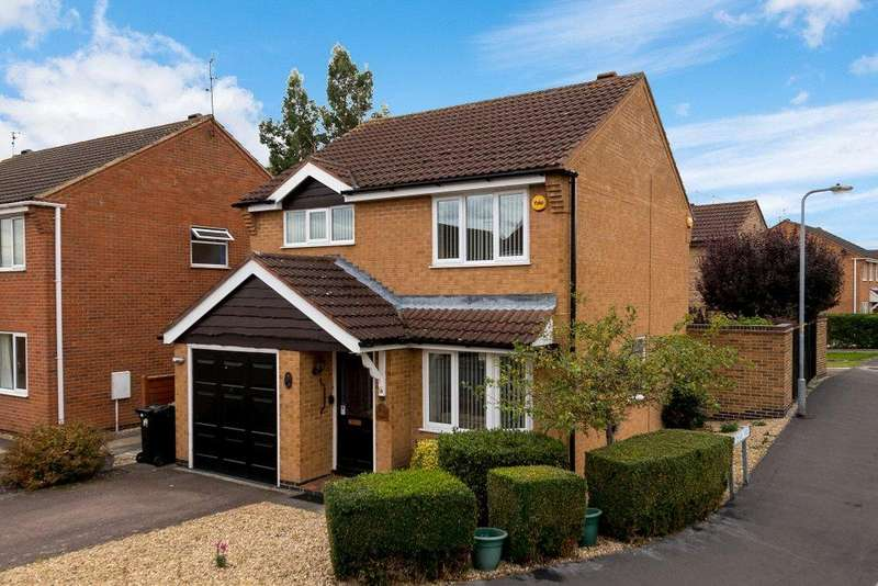 3 Bedrooms Detached House for sale in Broadlands Avenue, Bourne, PE10