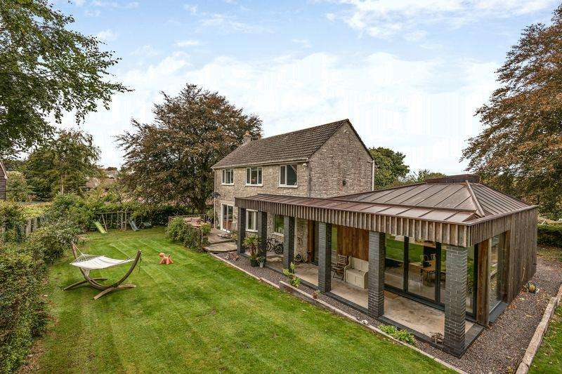 5 Bedrooms Detached House for sale in Rectory Road, Dorchester