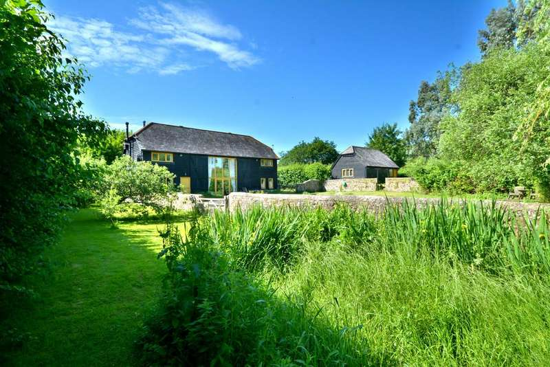 3 Bedrooms Barn Conversion Character Property for sale in Greatham