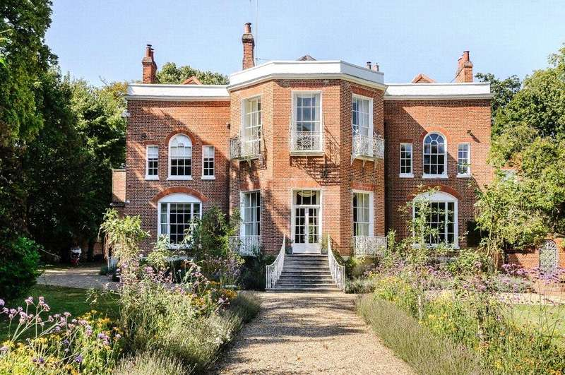8 Bedrooms Detached House for sale in Rectory Road, Sible Hedingham, Halstead, Essex, CO9
