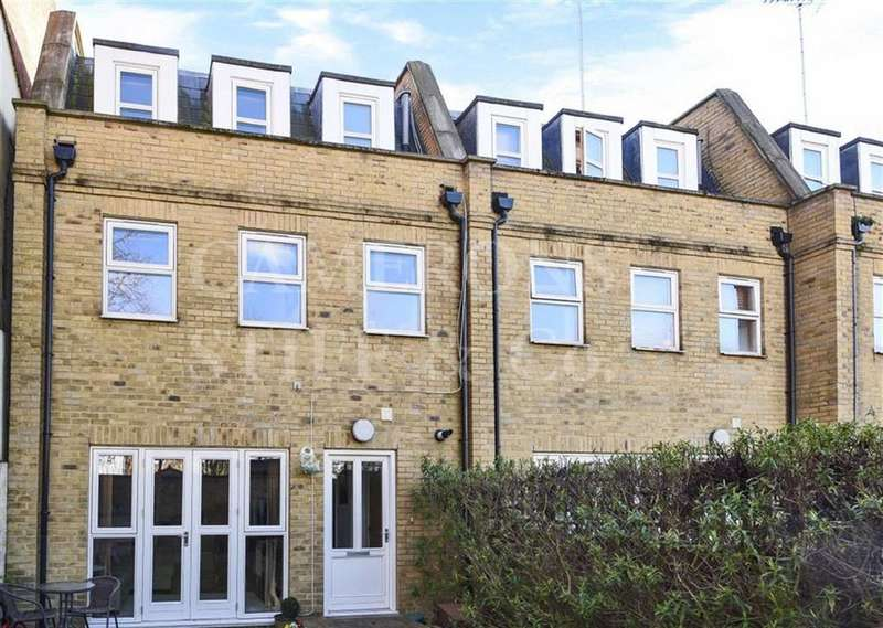 3 Bedrooms End Of Terrace House for sale in Chaplin Road, London, NW2