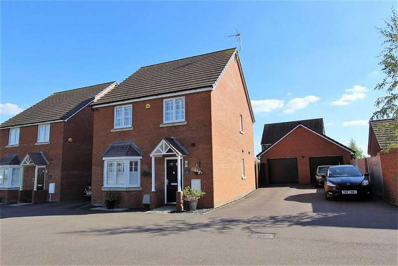 4 Bedrooms Detached House for sale in Aurora Rise, Leighton Buzzard