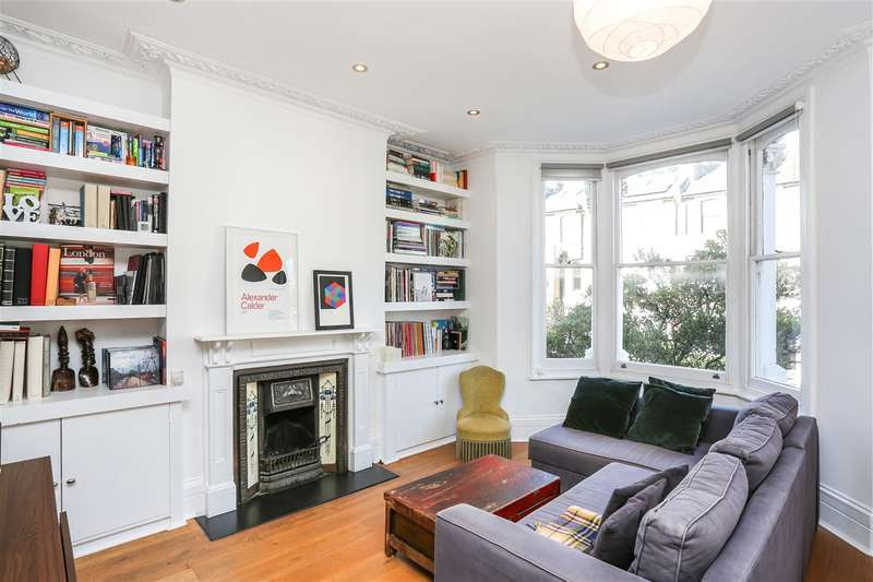 3 Bedrooms Flat for sale in Burghley Road, London