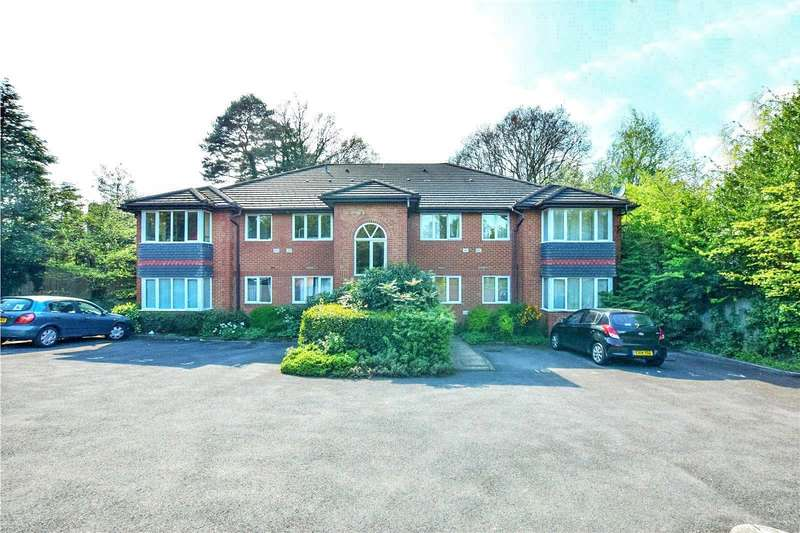 2 Bedrooms Apartment Flat for sale in Broome Court, Old Bracknell Lane East, Bracknell, Berkshire, RG12