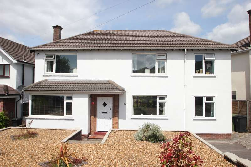 4 Bedrooms Detached House for sale in Roman Way, Stoke Bishop, Bristol BS9 1SS