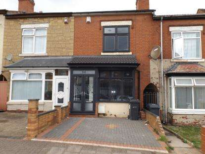 4 Bedrooms Terraced House for sale in Asquith Road, Ward End, Birmingham, West Midlands