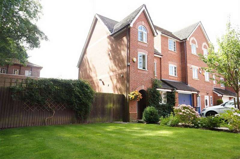 3 Bedrooms End Of Terrace House for sale in New Barns Avenue, Chorlton, Manchester, M21