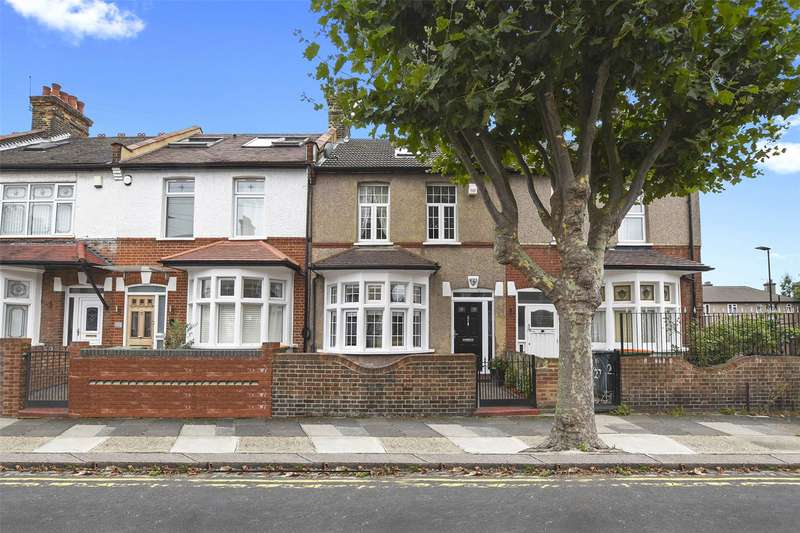 4 Bedrooms Terraced House for sale in Lincoln Road, Plaistow, London, E13