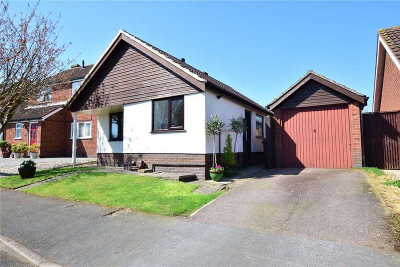 2 Bedrooms Detached Bungalow for sale in Westminster Close, Melton Mowbray, Leicestershire